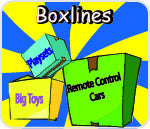 Boxlines and Display Items
