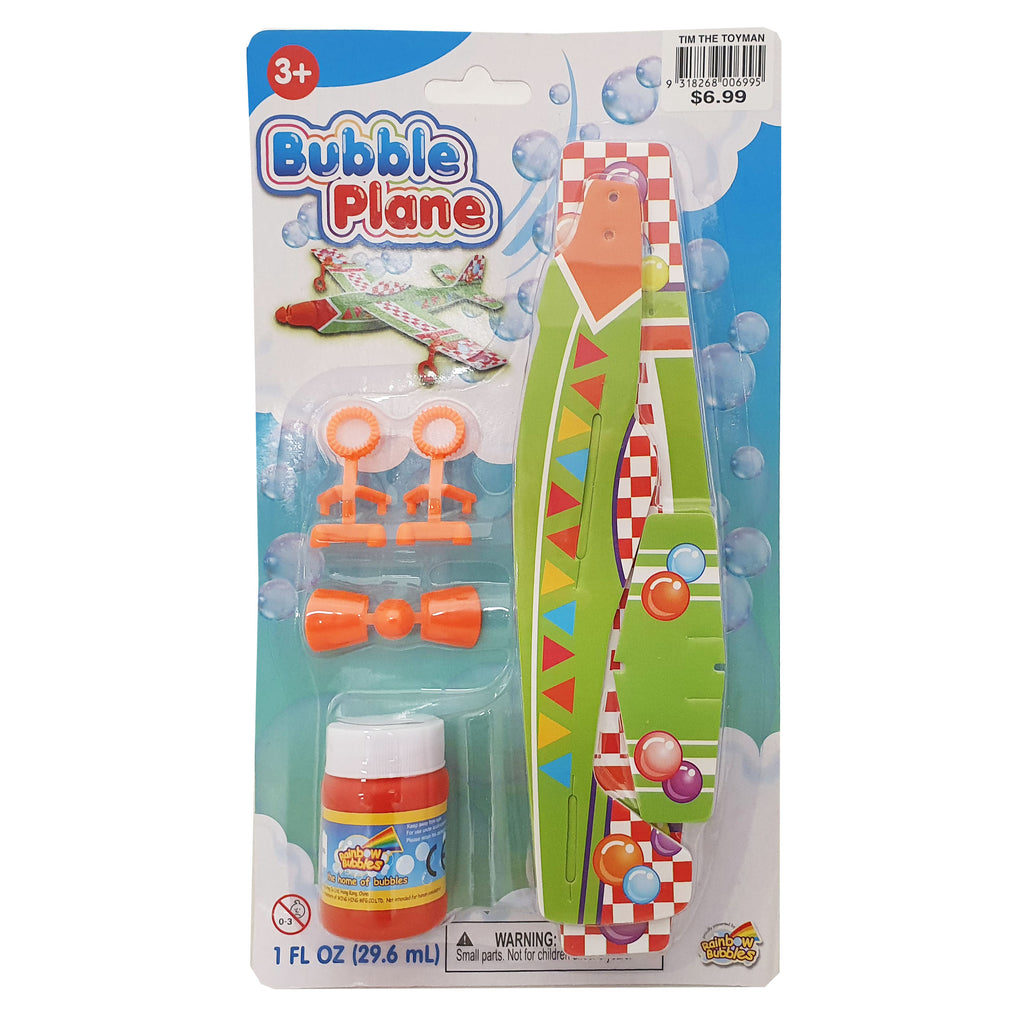 18NOV08R - Bubble Plane