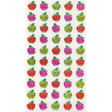 CY-APPLES-R - Tim The Toyman Apple Stickers