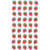 CY-STRAW-R - Tim The Toyman Strawberry Stickers