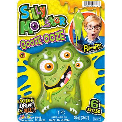 JA888R - Silly Monster Gooze Ooze
