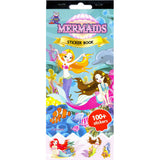 SSBK-MERMAIDS-R - Tim The Toyman Mermaids Sticker Book