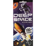 SSBK-SPACE-R - Tim The Toyman Deep Space Sticker Book