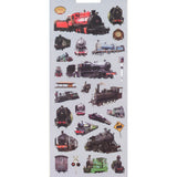 SSBK-TRAINS-R - Tim The Toyman Trains Sticker Book