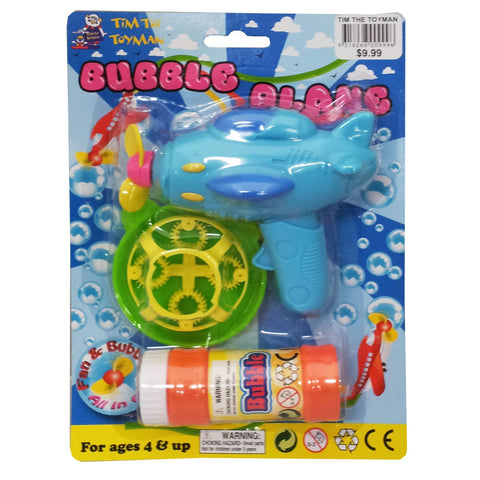 TBUBPLANER - Tim The Toyman B/O Bubble Plane