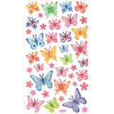UPGL13-R - Tim The Toyman Butterfly Stickers