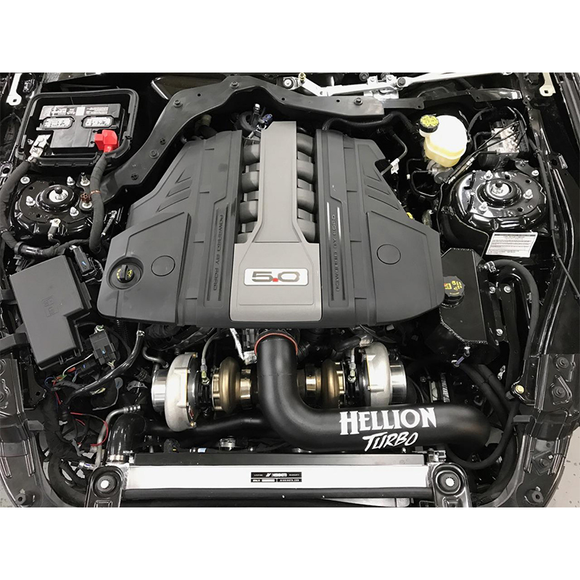 Hellion Twin Turbo - Tuner Kit (18-20 GT)