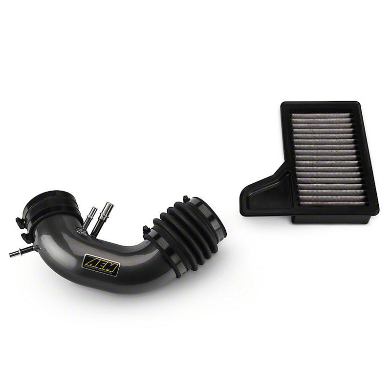 AEM Intake Tube and Air Filter (15-17 GT)