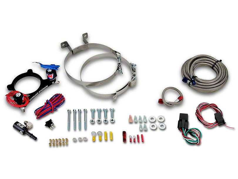 Nitrous Express Coyote Nitrous Kit - Plate System (11-14 GT)