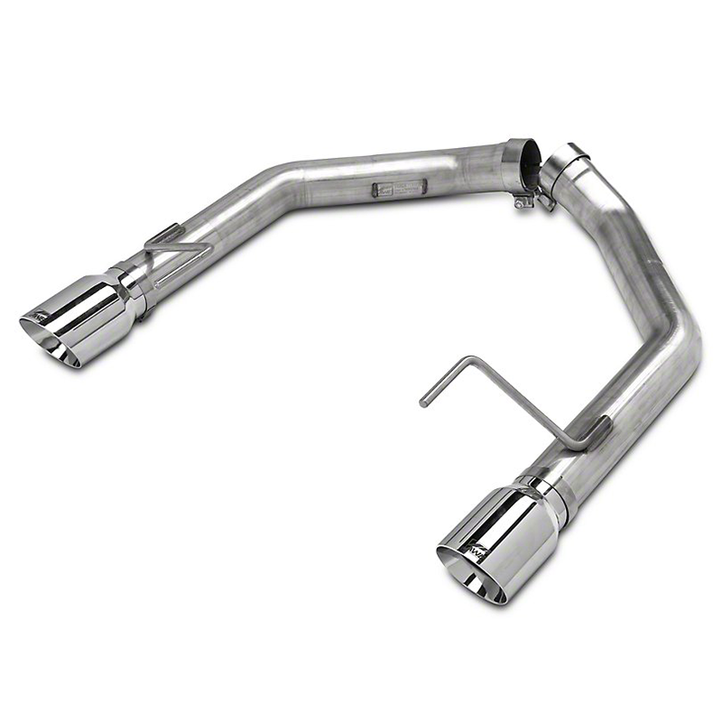 AWE Track Edition Cat-Back Exhaust - Multiple Finishes (15-17 GT)