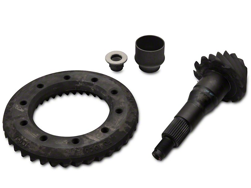 Ford Performance Ring Gear and Pinion Set - 3.55:1 Ratio (15-18 Mustang)