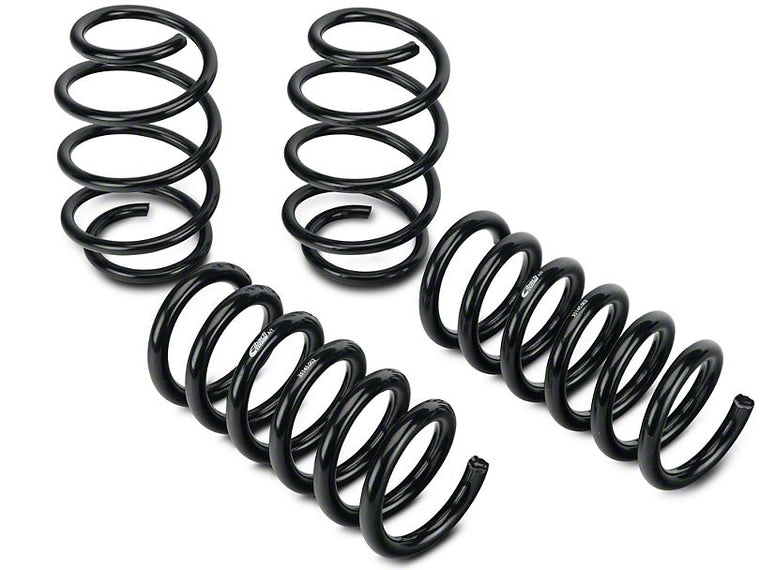 Eibach Pro-Kit Lowering Spring Set (15-17 EcoBoost)