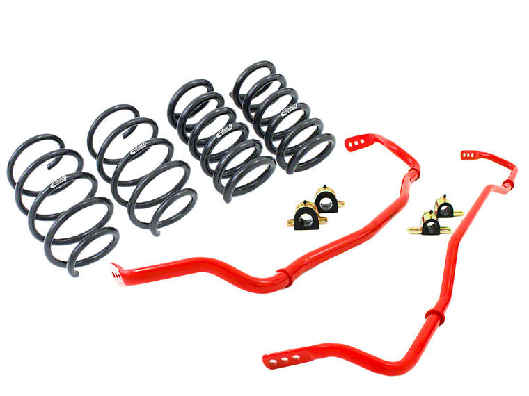 Eibach Pro-Plus Suspension Package (15-17 EcoBoost)
