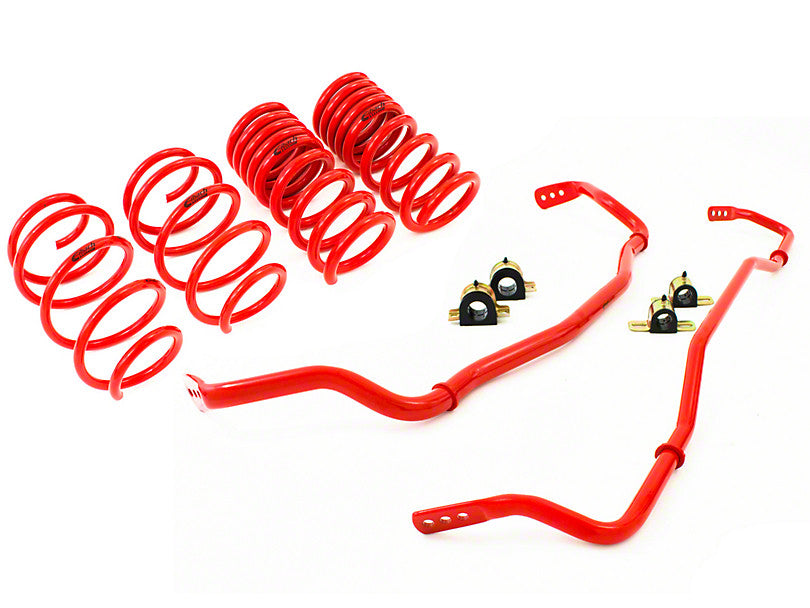 Eibach Sport-Plus Suspension Package (15-17 EcoBoost)