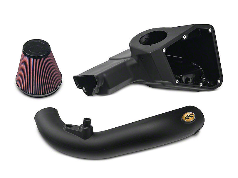 Airaid Cold Air Intake - Synthaflow Oiled Filter - Red (15-16 EcoBoost)