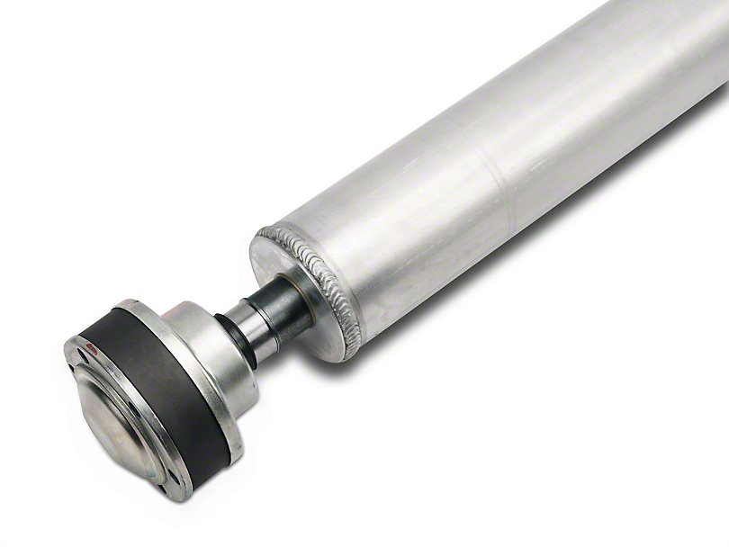 The Driveshaft Shop Aluminum One Piece Driveshaft - Manual Trans (15-17 EcoBoost)