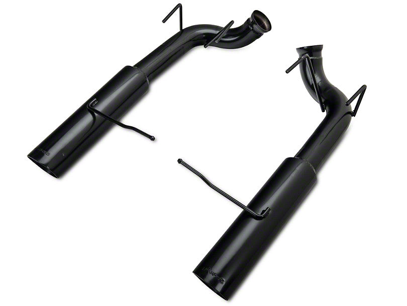 Pypes Pype-Bomb Axle-Back Exhaust (BLACK) (11-14 GT)