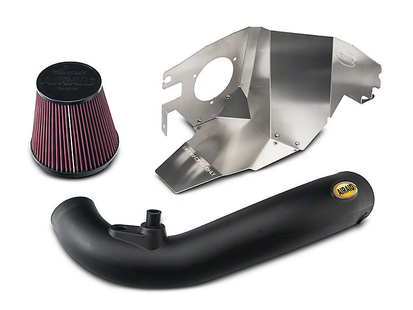 Airaid Race Cold Air Intake - Track Dry Filter (15-16 EcoBoost)