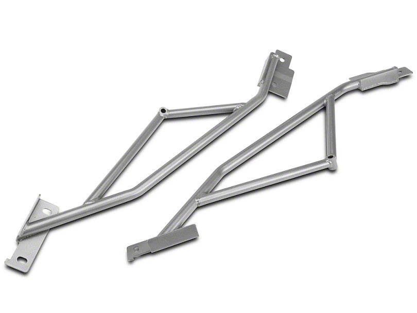 Steeda IRS Subframe Braces (15+ GT)