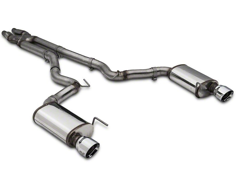 Magnaflow Street Cat-Back Exhaust (15+ GT)