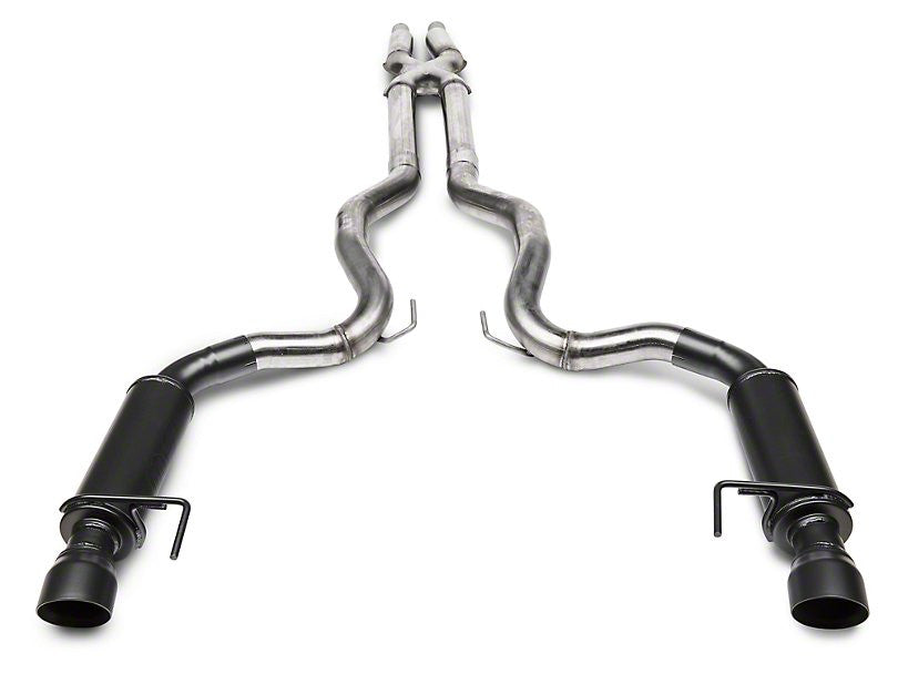 Magnaflow Competition Cat-Back Exhaust - Black Tips (15+ GT)