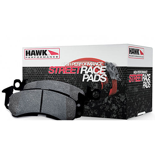 Hawk Street Race Front Brake Pad Set (14+ Fiesta ST)