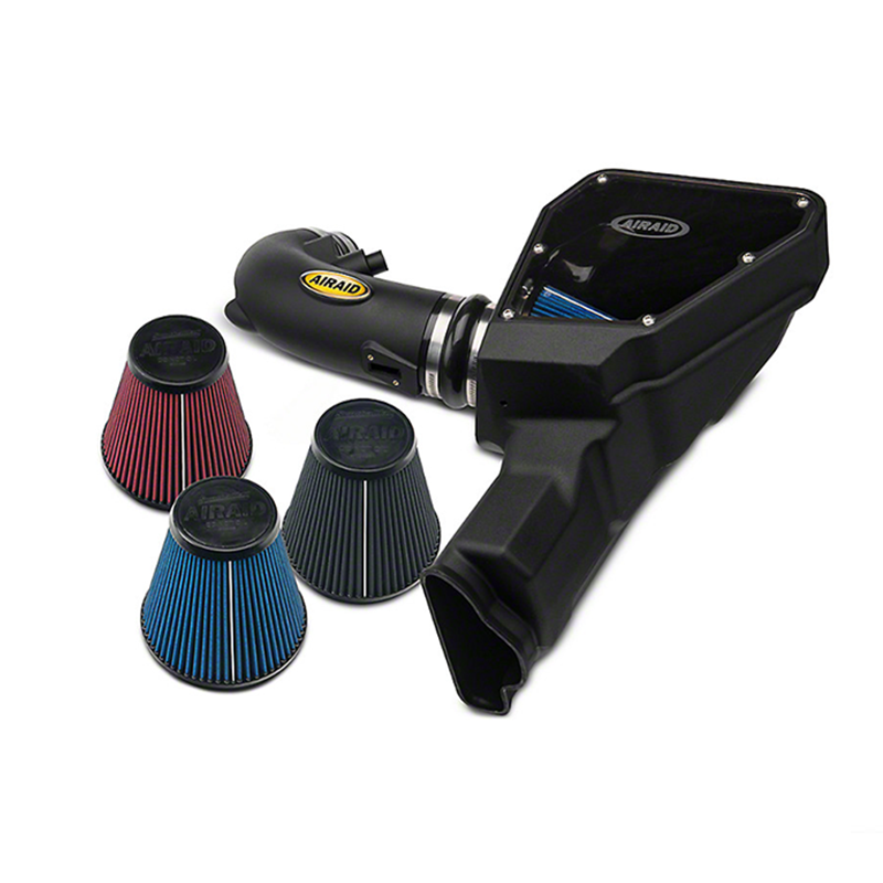 Airaid Cold Air Intake - Synthamax Dry Filter (15-17 GT)