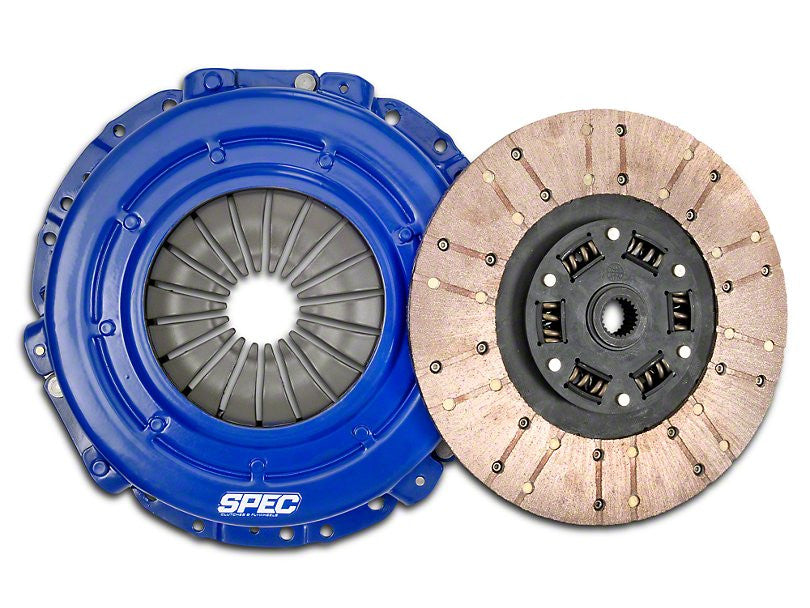 SPEC Stage 3+ Clutch (13-17 Focus ST)