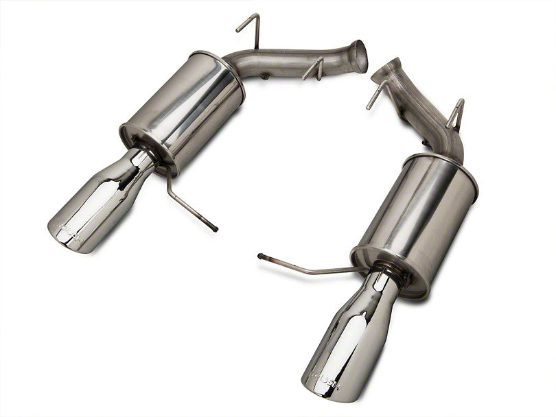 Roush Axle-Back Exhaust System (11-14 GT / 11-12 GT500)