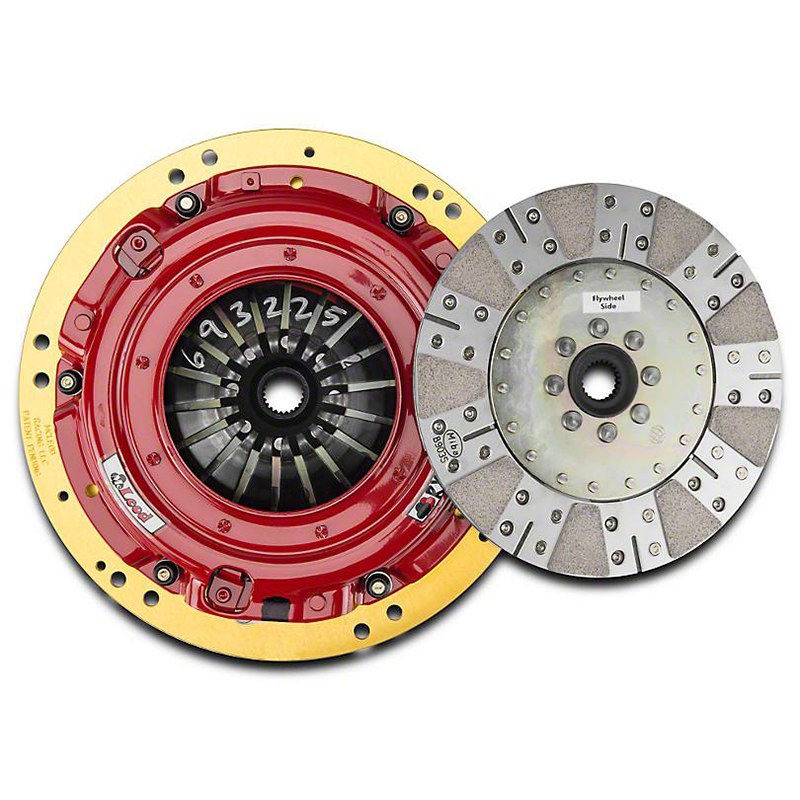 McLeod RXT Twin Disc 1000HP Clutch (15-17 GT)