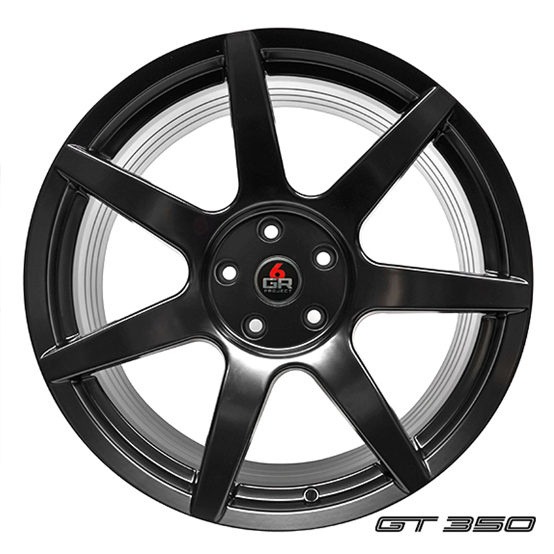 Project 6GT Seven R-Spec Wheel Set GT350/GT350R
