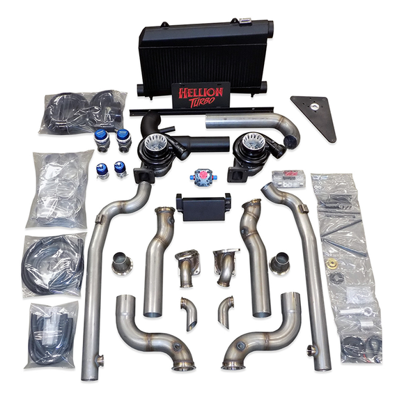 Hellion Street Sleeper Twin Turbo System (18-20 GT)