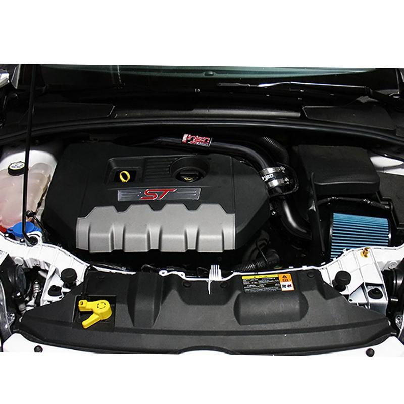 Focus St Cold Air Intake >> Injen Sp Series Cold Air Intake System Black 13 17 Focus St