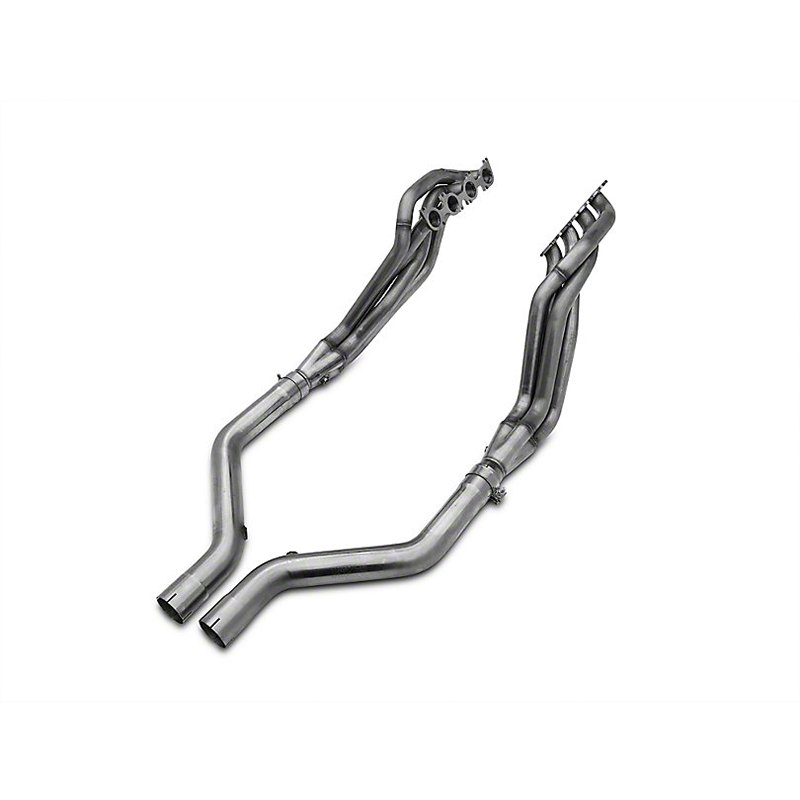 MBRP 1-7/8 in. Long Tube Header & Off-Road Mid-Pipe Kit (15-18 GT)