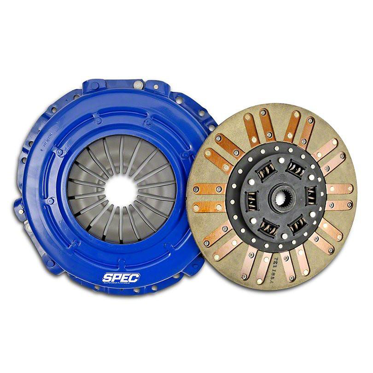 SPEC Stage 2 Clutch (15-17 GT)