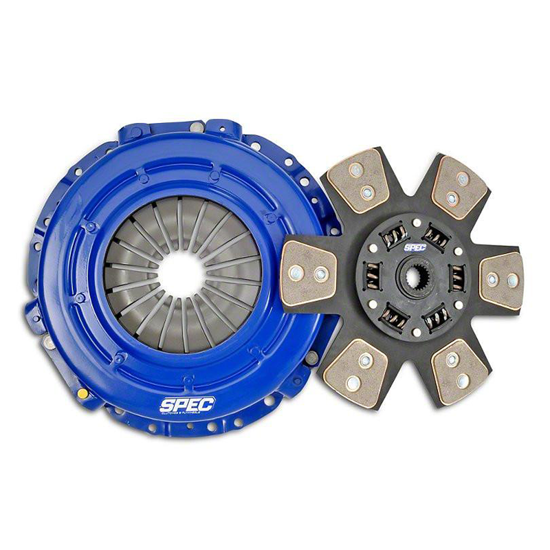 SPEC Stage 3 Clutch (11-17 GT)