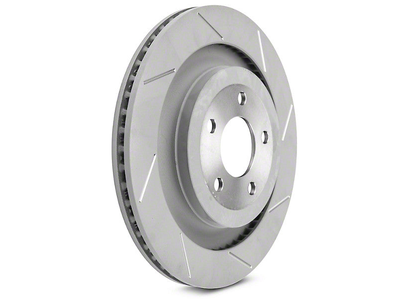 Steeda Slotted Rotors - Rear Pair (15-17 GT Performance Pack)