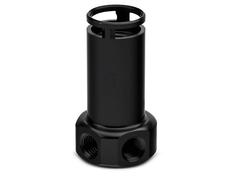 Turbosmart Boost Reference Adapter - Black (15-17 EcoBoost)