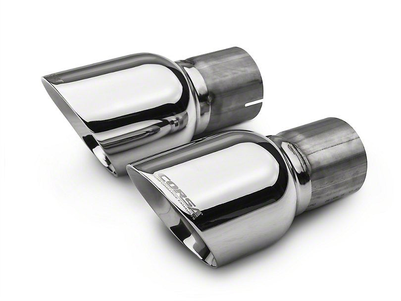 Corsa Sport 3in Catback Exhaust - Coupe - Polished Tips (15+ GT)