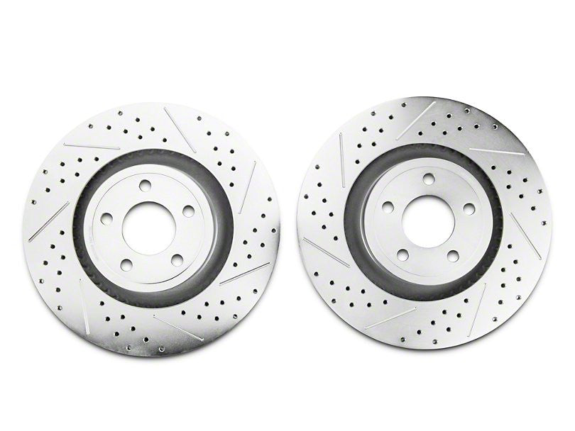 Baer Decela Sport Rotors - Front Pair (15-17 EcoBoost Performance Pack)