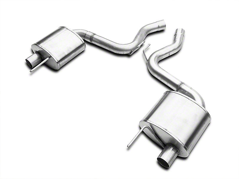 Corsa Sport Cat-Back Exhaust - Polished Tips (15-17 EcoBoost)