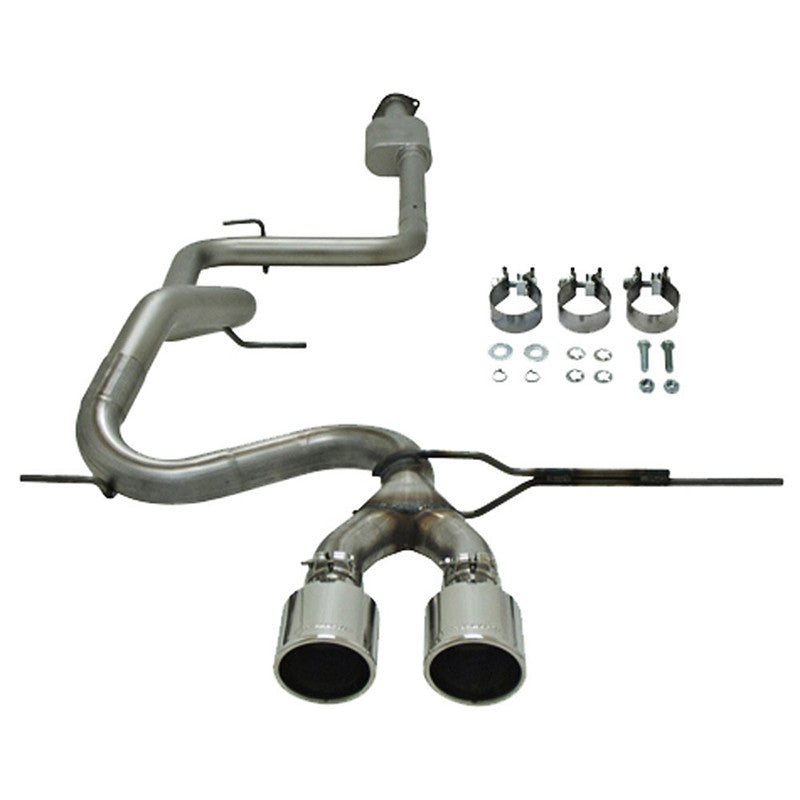 Flowmaster American Thunder Cat-Back Exhaust System (13-17 Focus ST)
