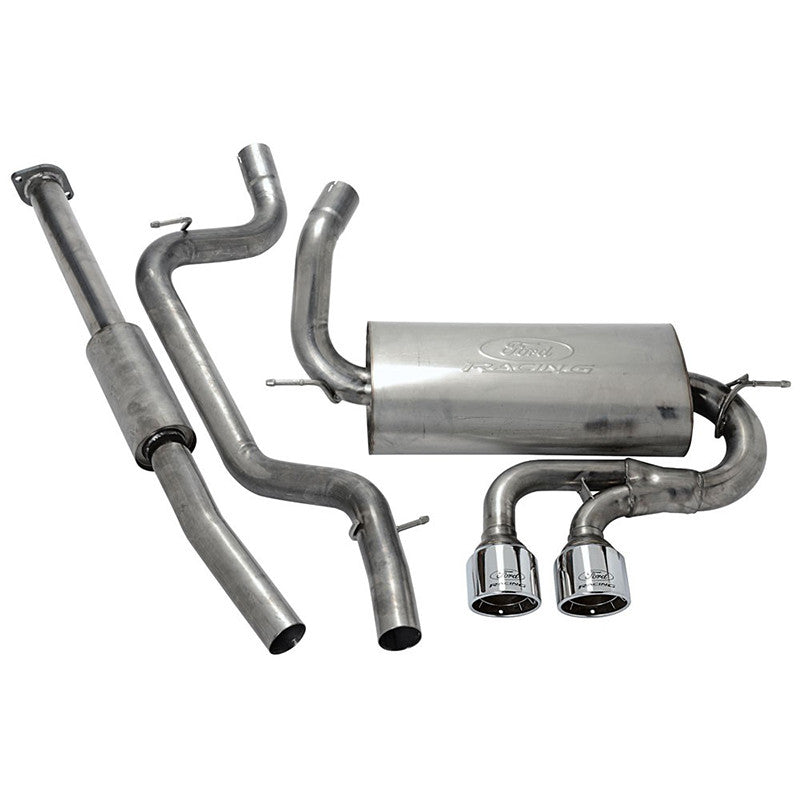 Ford Performance Stainless Steel Cat-Back Exhaust System (13-17 Focus ST)