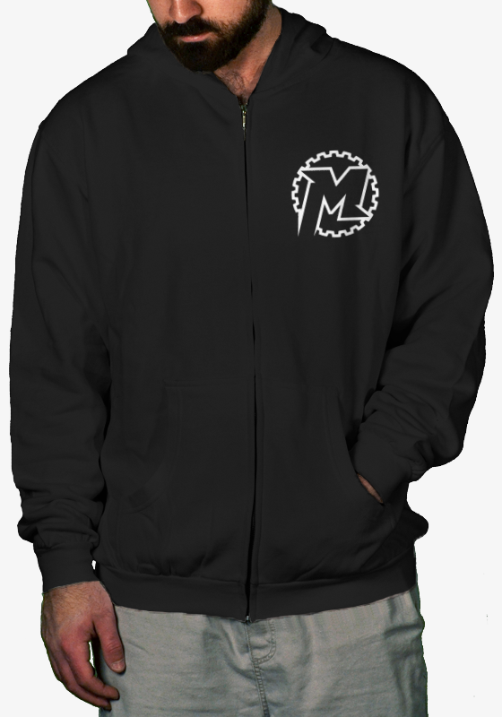 The Gear - Zip Up Hoodie - Hoodie