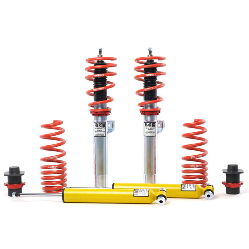 H&R Street Performance Coilover Kit (14+ Fiesta ST)