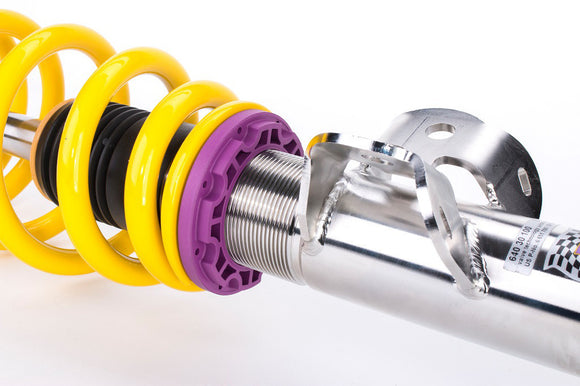 KW Suspension V1 Coilover System (14+ Fiesta ST)