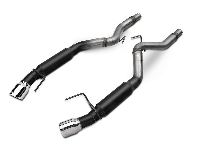 Flowmaster Outlaw Cat-Back Exhaust (15-17 EcoBoost)