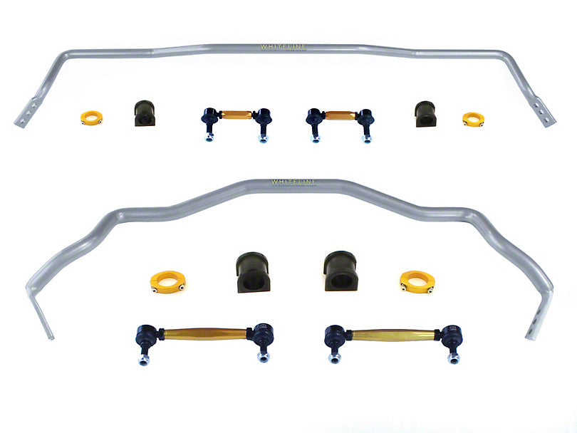 Whiteline Heavy Duty Adjustable Sway Bar Kit (15-16 EcoBoost)