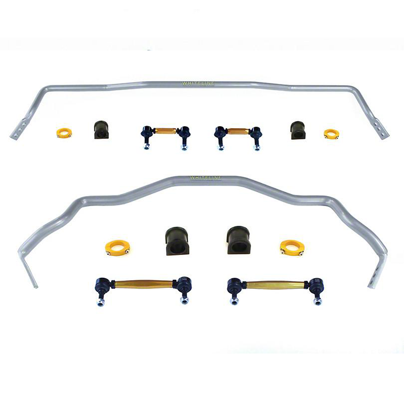 Whiteline Heavy Duty Adjustable Sway Bar Kit (15-17 GT)