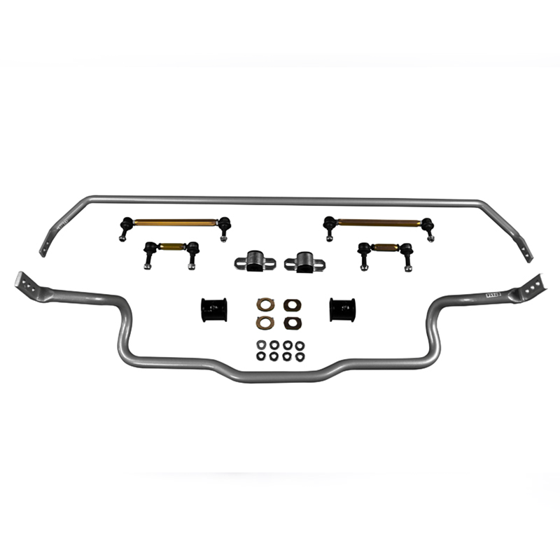Whiteline Front and Rear Sway Bar with Endlinks (13-17 Focus ST)